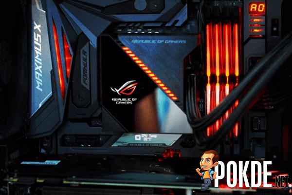 ROG Ryujin and ROG Ryuo AIO pricing revealed at ServerDNA 3.0! 25
