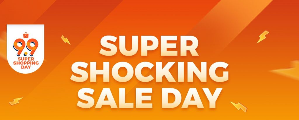Shopee 9.9 Super Shopping Day — up to RM80 000 worth of prizes to be given away! 29