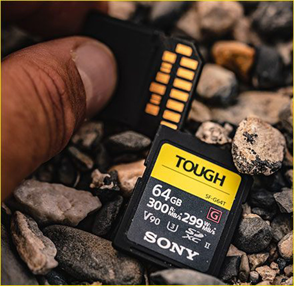 Sony Introduces New SF-G Series TOUGH SD Card — World's Toughest And Fastest SD Card? 25