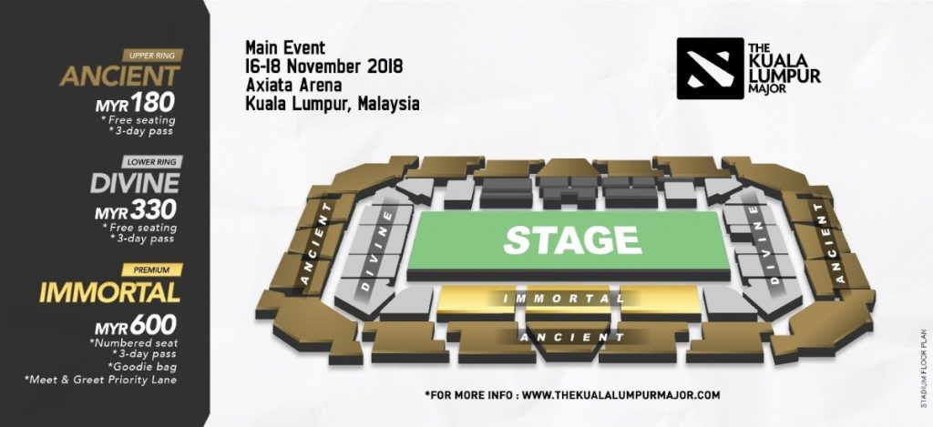 The Kuala Lumpur Major Is Coming — Here's How You Can Get Your Tickets 23