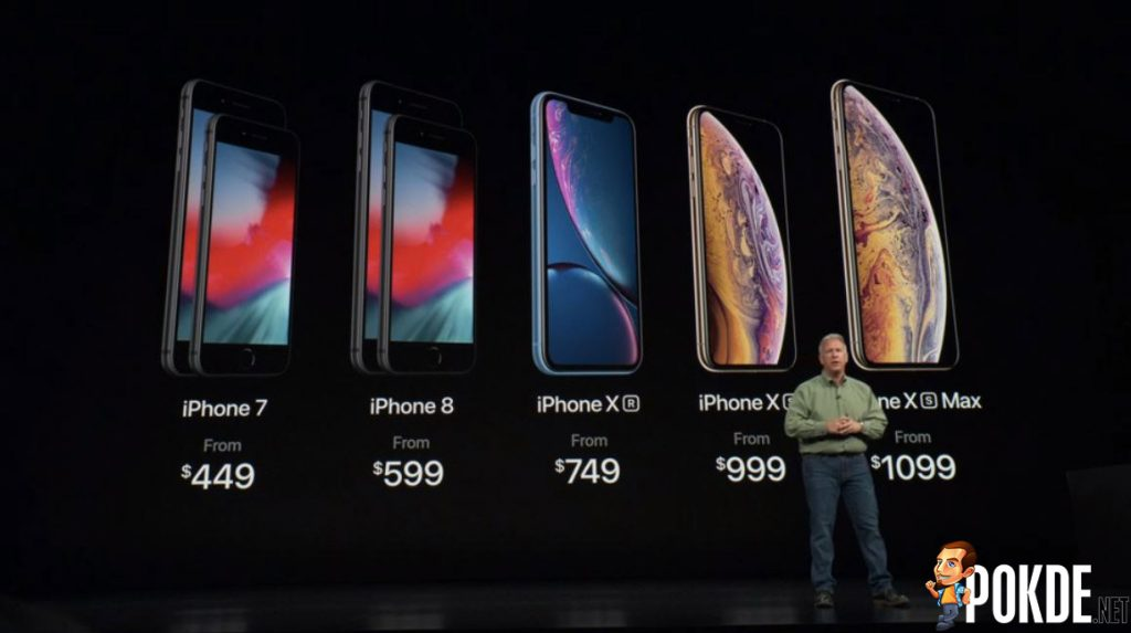 Apple introduces three new iPhones — pricing starts from just $749! 30