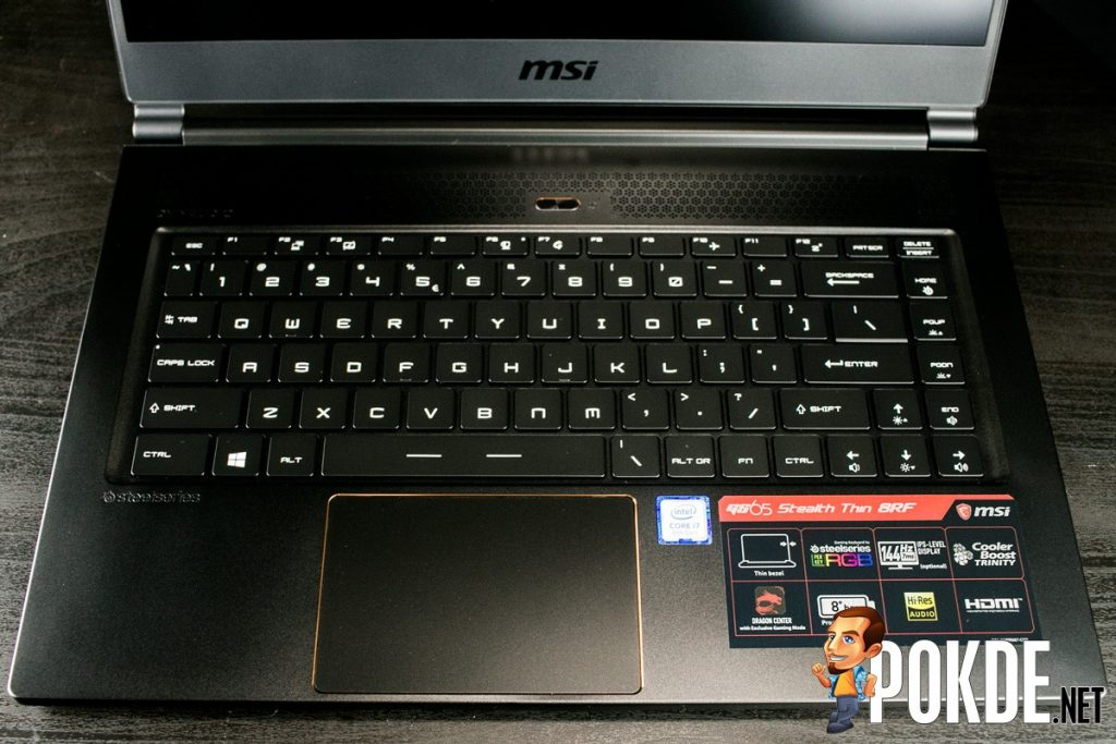 MSI GS65 Stealth Thin 8RF Review - The Golden Dragon with a Demon Soul! 31