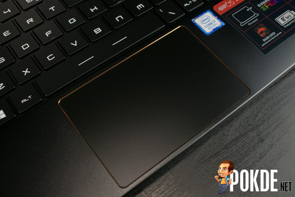 MSI GS65 Stealth Thin 8RF Review - The Golden Dragon with a Demon Soul! 32
