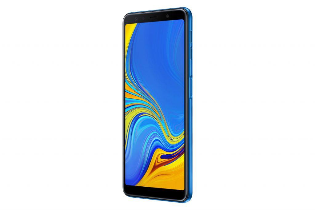 Samsung Unveil New Galaxy A7 — Sports A Triple Rear Camera 24