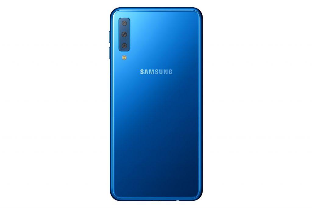 Samsung Unveil New Galaxy A7 — Sports A Triple Rear Camera 26