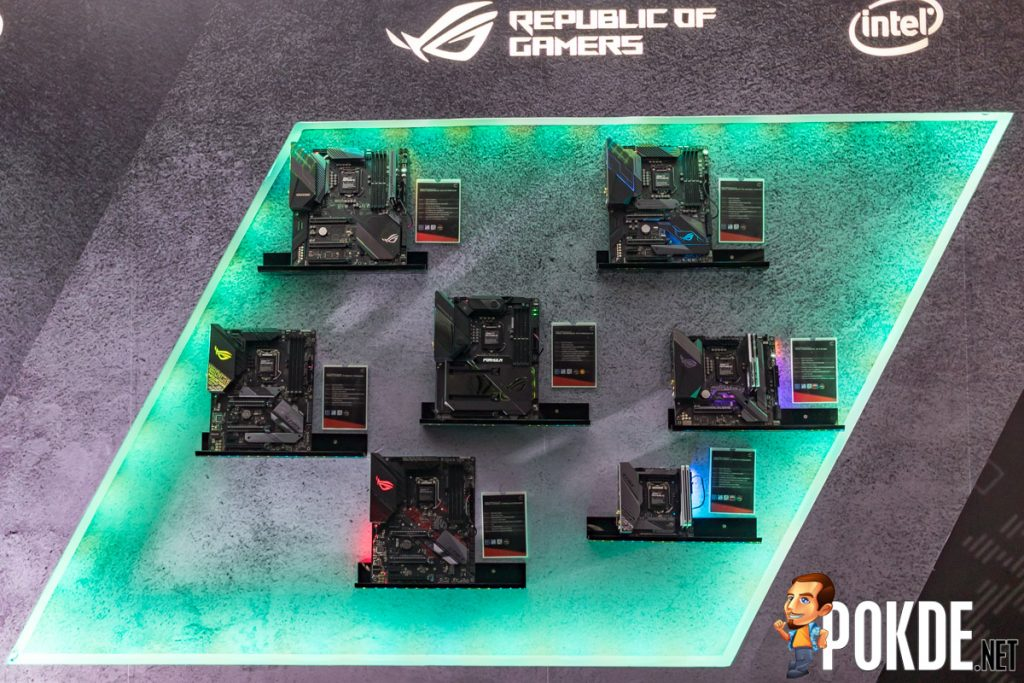 ASUS hosts Incredible Intelligence 2018 in Malaysia — showcases extensive lineup for gamers! 23