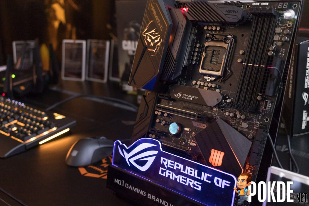 ASUS showcases range of ROG x Call of Duty: Black Ops 4 Gaming Gear 26