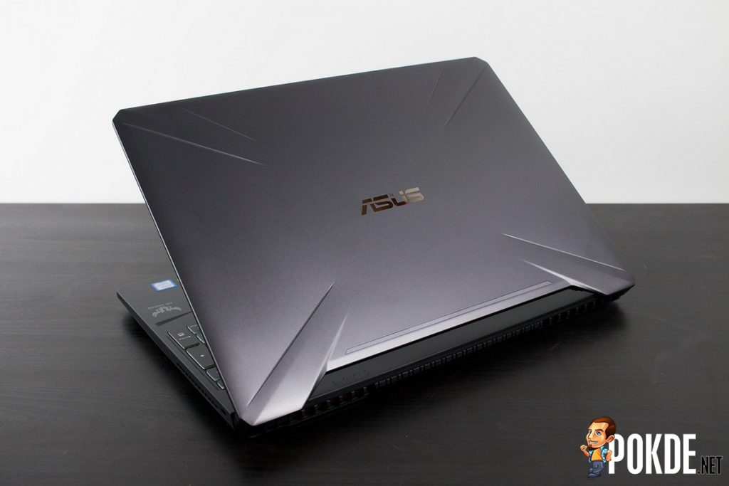 ASUS TUF Gaming FX505 Gaming Laptop Review