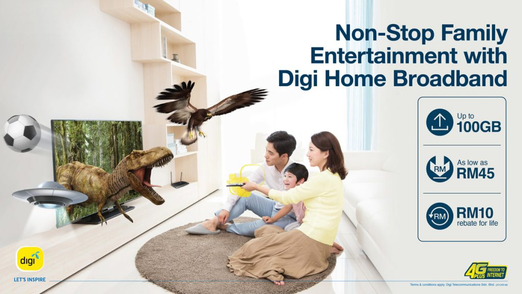 Digi Broadband Plans Now With Larger Quotas — Starts From RM45 Per Month 22