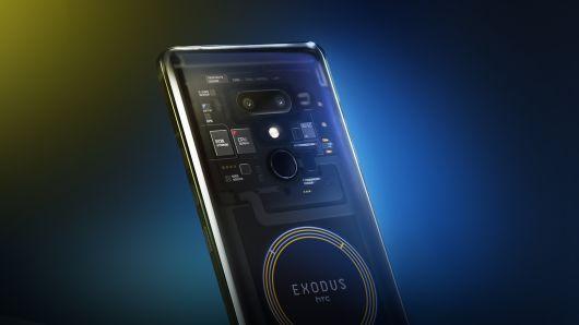 HTC Unveil New Exodus 1 Blockchain Phone 20