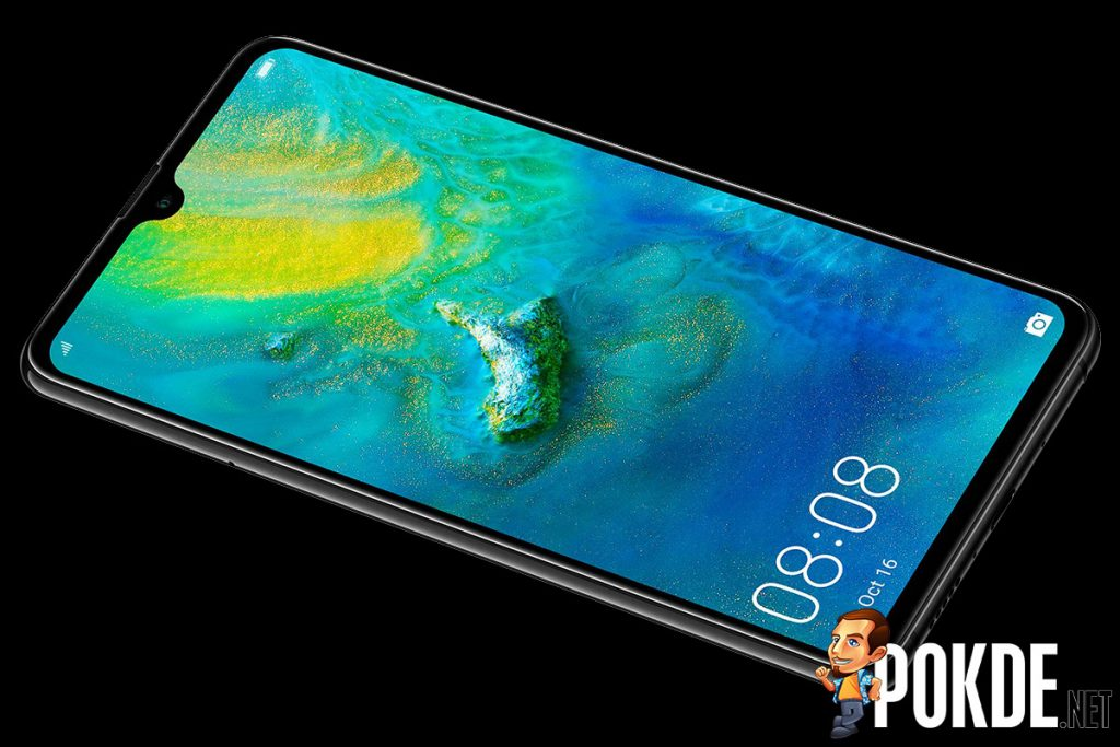HUAWEI Mate 20, Mate 20 Pro and Mate 20X announced — and one more pricey thing 27