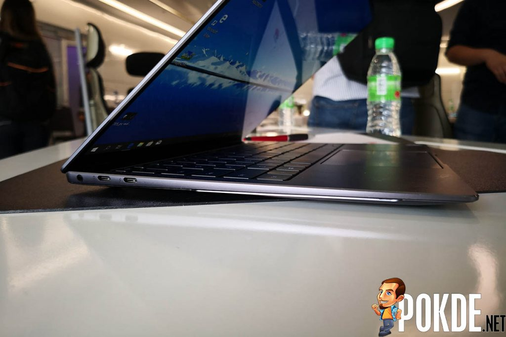 Hands-on with the HUAWEI MateBook X Pro and MateBook D — two ultraportables catering to different price segments! 23
