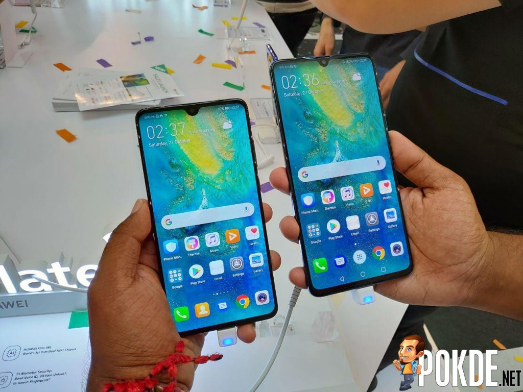 Huawei Mate 20 Series Officially Arrives In Malaysia - Massive crowds gathered for device's first day sales 36