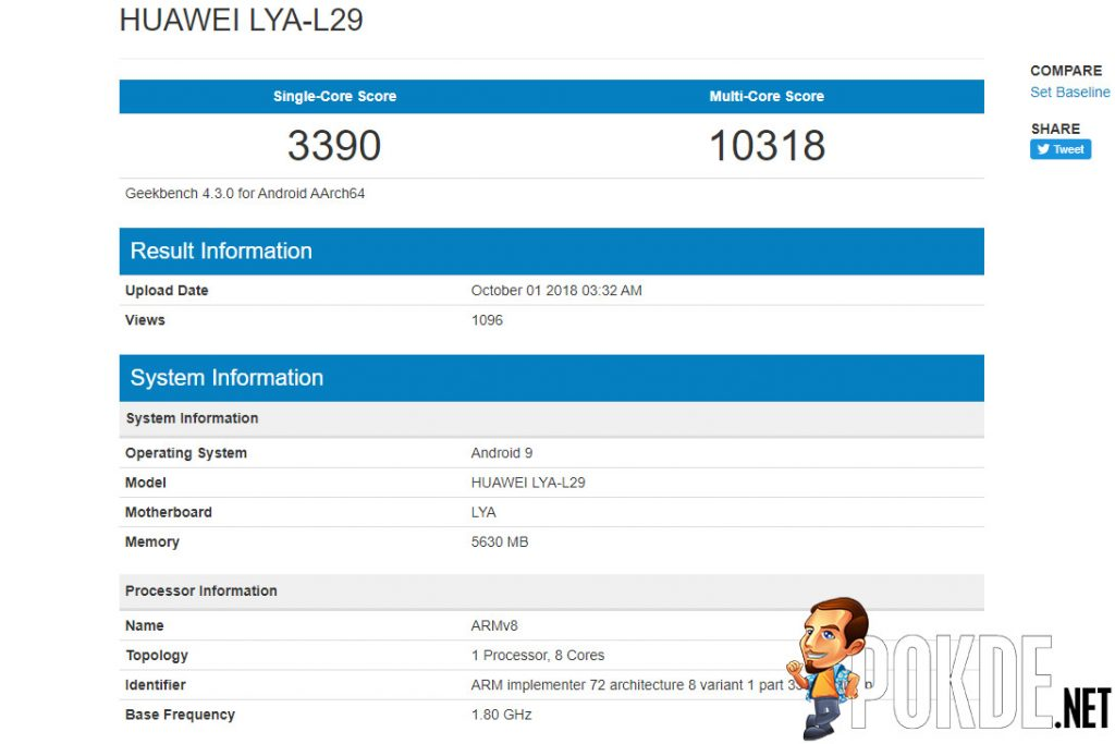 Kirin 980 posts Geekbench scores on par with A12 Bionic! Trounces all other Android smartphones in the market! 30