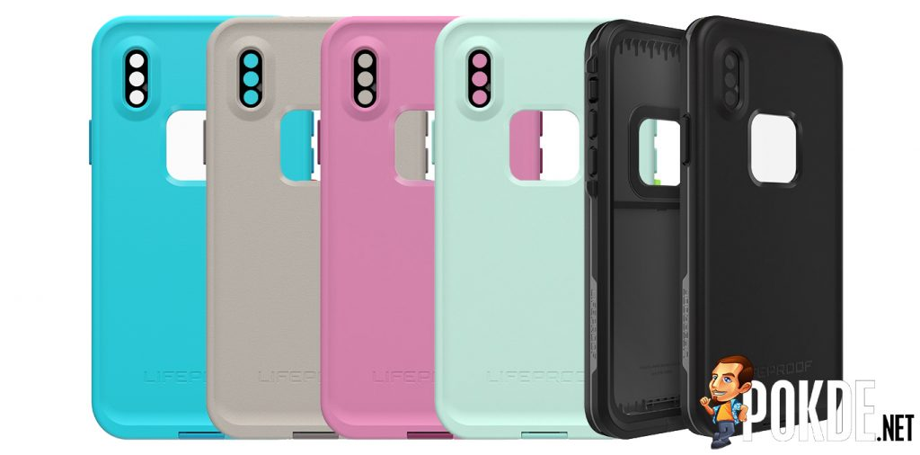 LifeProof introduces SLɅM, NËXT and FRĒ cases for the new iPhones 31