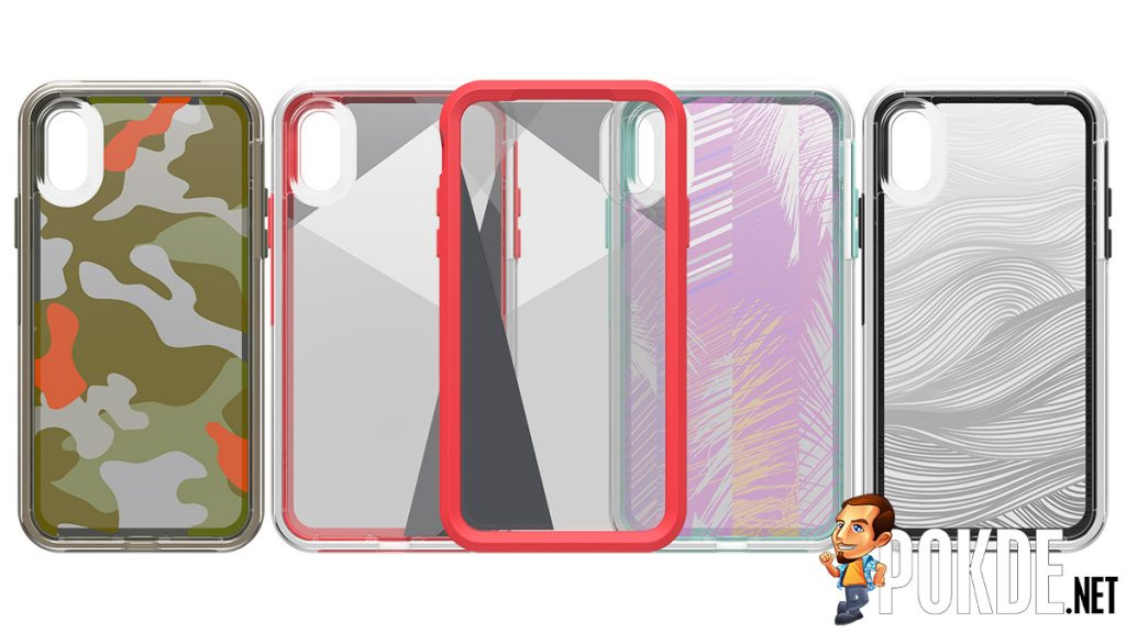LifeProof introduces SLɅM, NËXT and FRĒ cases for the new iPhones 29