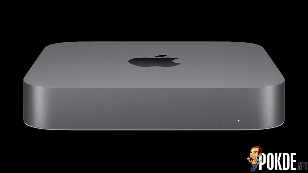 Mac mini now comes with more cores in the same footprint — offers four Thunderbolt 3 ports! 22