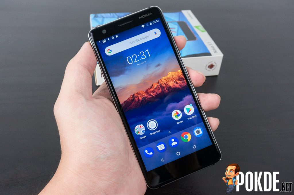 Nokia 3.1 Review — A Budget Android One Smartphone 37