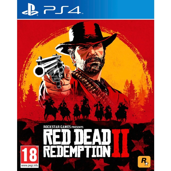 Playstation 4 Pro Red Dead Redemption 2 Bundle Coming Soon To Malaysia 24