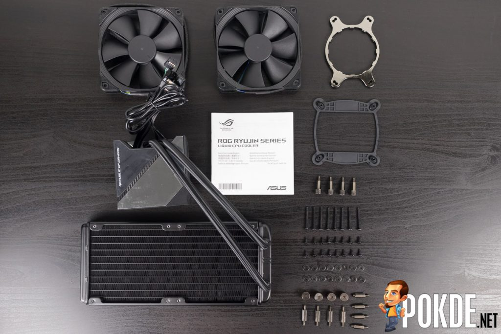 ROG Ryujin 240 AIO cooler review — a true all-in-one! 26
