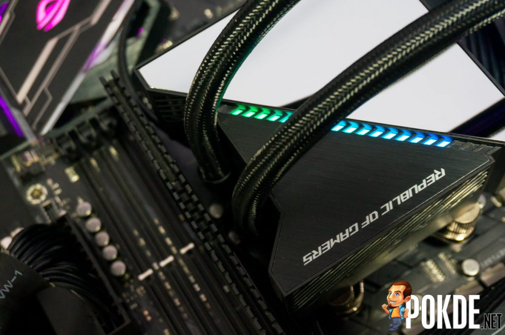 ROG Ryujin 240 AIO cooler review — a true all-in-one! 33