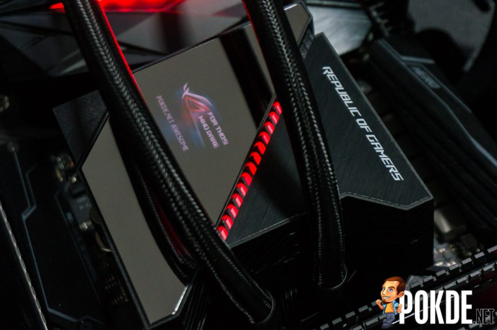 ROG Ryujin 240 AIO cooler review — a true all-in-one! 32
