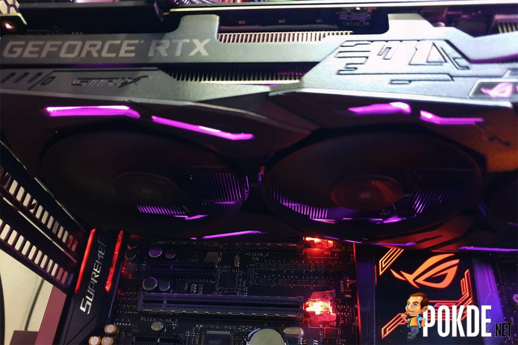 ASUS ROG Strix GeForce RTX 2080 Ti OC Edition 11GB GDDR6 review — going subtle in an era where bling is everything 38
