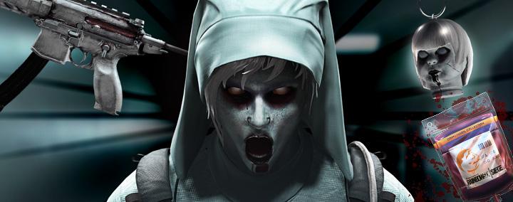 Tom Clancy's Rainbow Six Siege Mad House Halloween Event Revealed 24