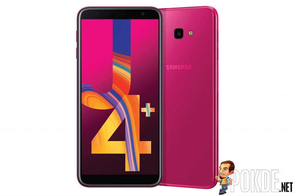 """Samsung introduces two new affordable Galaxy J smartphones — Galaxy J6+ and Galaxy J4+ with 6.0"""" HD+ Infinity Displays! 28"""
