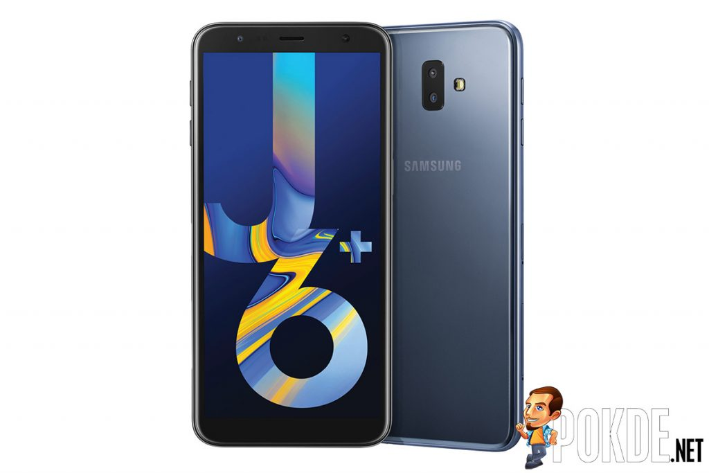 """Samsung introduces two new affordable Galaxy J smartphones — Galaxy J6+ and Galaxy J4+ with 6.0"""" HD+ Infinity Displays! 29"""