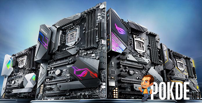 ASUS latest Intel Z390 motherboards are here — pricing starts from just RM929 23
