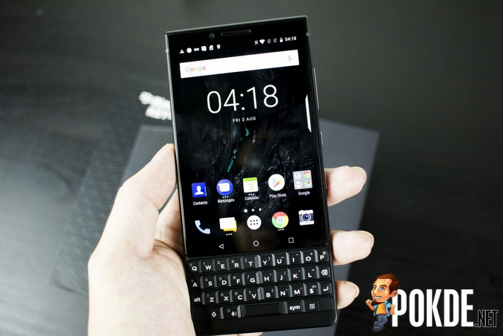 BlackBerry KEY 2 Review - After 2 months of intensive usage 45