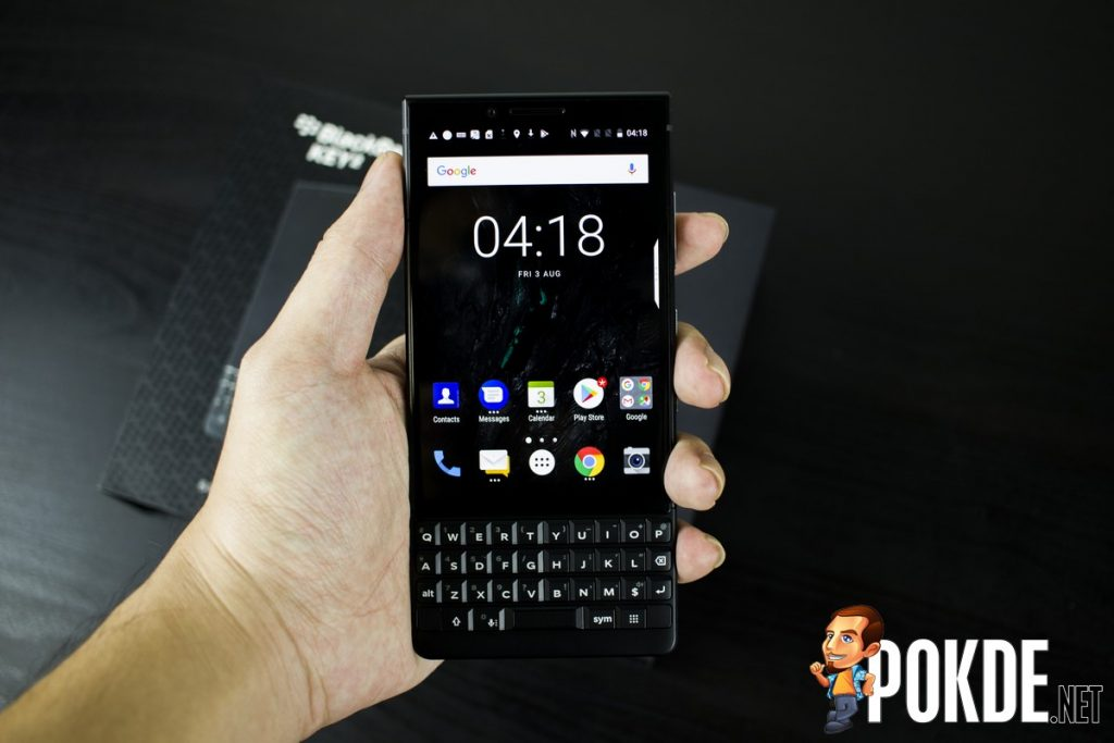 BlackBerry KEY 2 Review - After 2 months of intensive usage 46