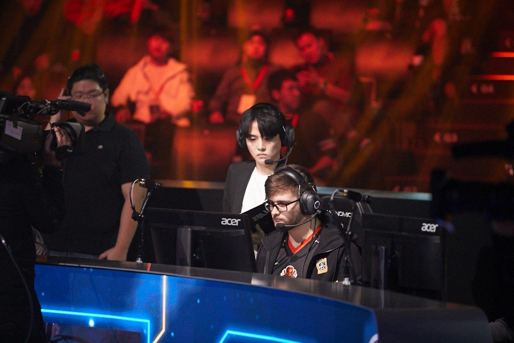 Acer Will Be the Proud Partner and Monitor Provider for 2018 League of Legends World Championship