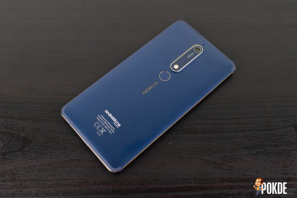 Nokia 6.1 Review — One Good Looking Mid-range Smartphone 29