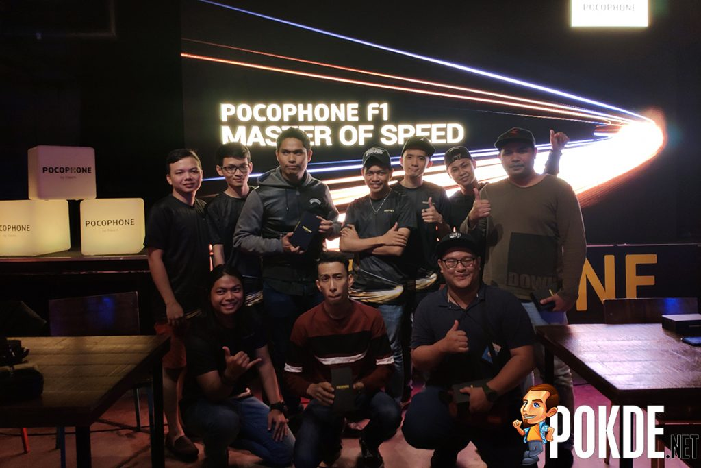Geek Fam dominated with the POCOPHONE F1 — Showcased professional-grade gaming performance 21