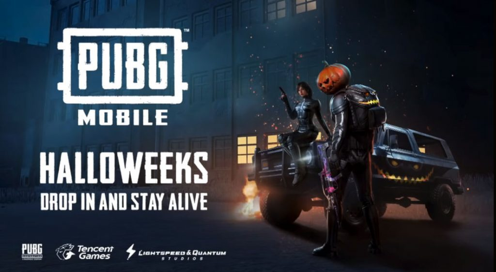 New PUBG Mobile Update Brings Halloween and Night Mode