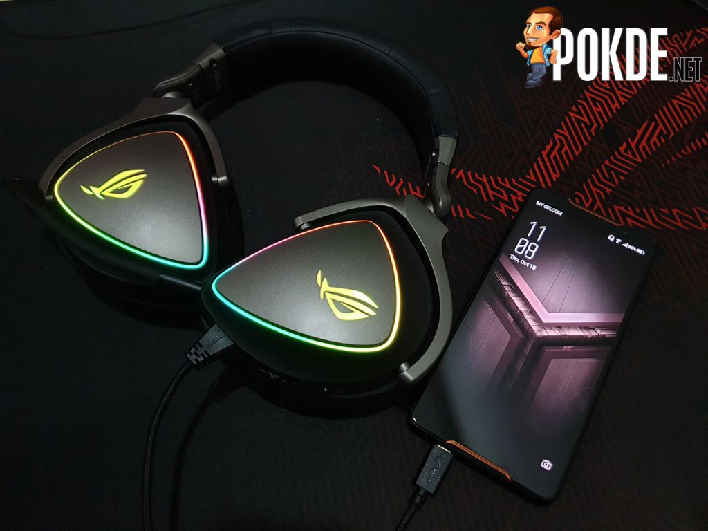 ASUS ROG Delta VS ROG Theta 7.1 - Which is the Superior Gaming Headset? 22