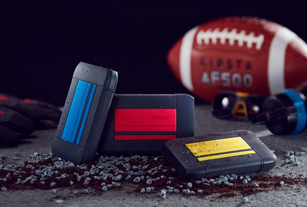 Meet Apacer's New AC633 USB 3.1 Gen 1 Portable Hard Drive — Military-grade Shockproof Storage Anyone? 23