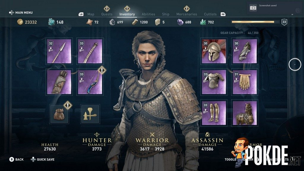 Assassin's Creed Odyssey Review: The Best Entry With A Bit of Grind 33