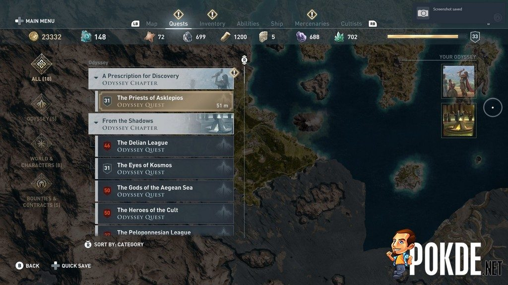 Assassin's Creed Odyssey Review: The Best Entry With A Bit of Grind 28