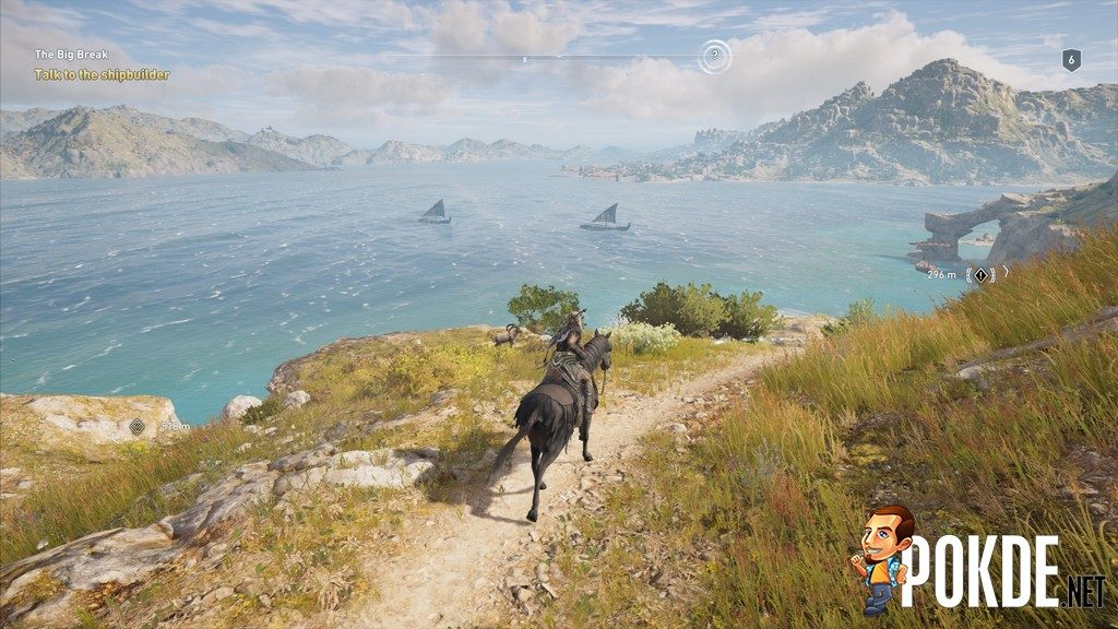 Assassin's Creed Odyssey Review: The Best Entry With A Bit of Grind 27