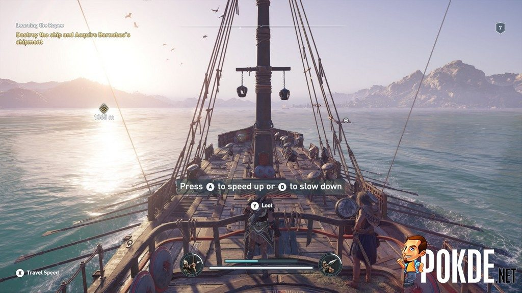 Assassin's Creed Odyssey Review: The Best Entry With A Bit of Grind 36