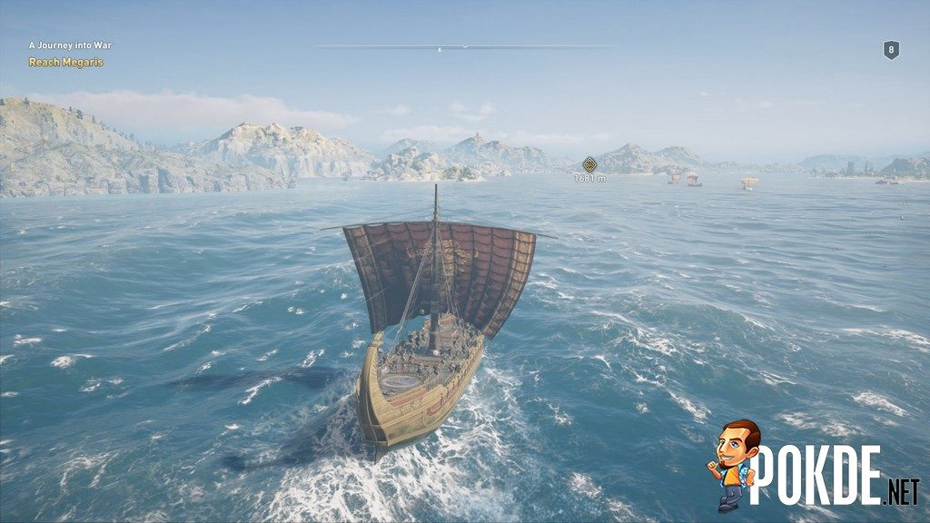 Assassin's Creed Odyssey Review: The Best Entry With A Bit of Grind 35