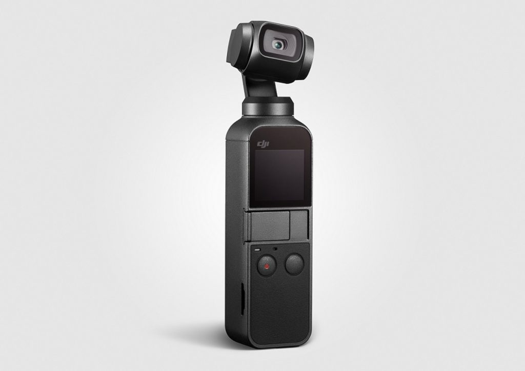 DJI Announces New Osmo Pocket — Compact Three-axis Stabilized Camera 21
