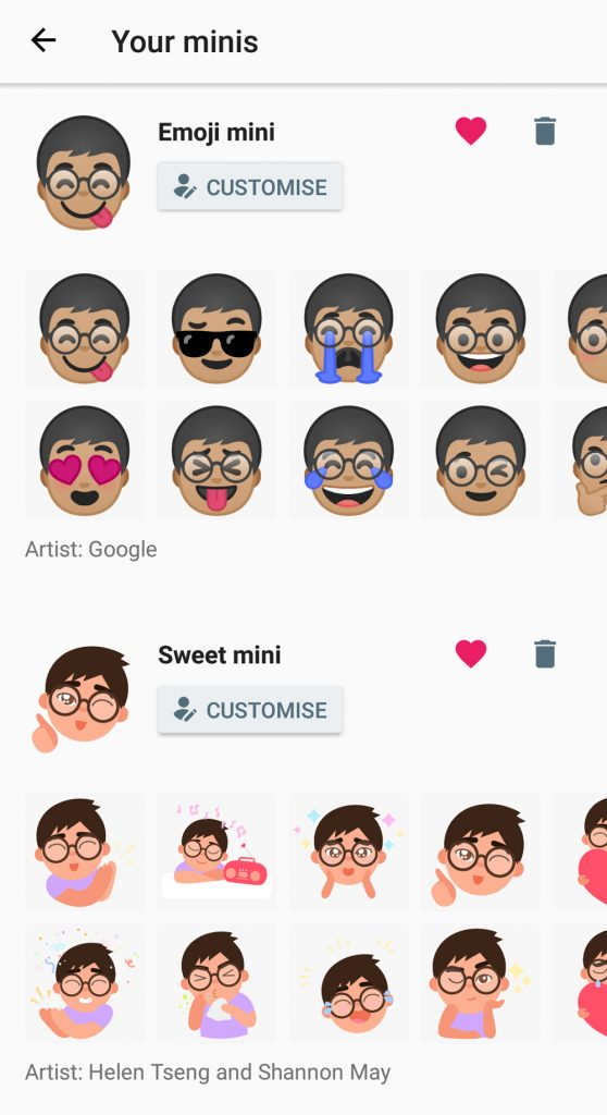 Here's How To Create Your Own Personalized Emoji With Google Gboard 21