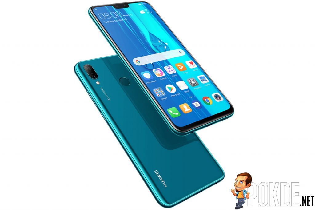 Get the HUAWEI Y9 from just RM699 on 11.11 — A great entry-level device with GPU Turbo! 20