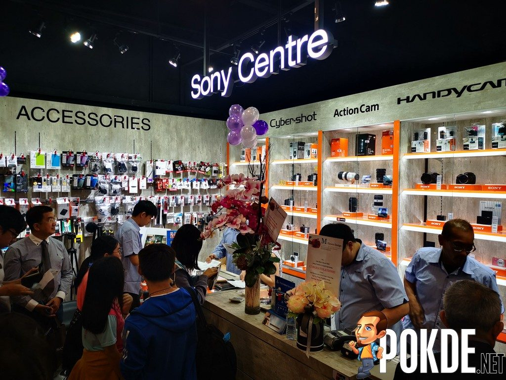 The Largest Sony Centre in Northern Malaysia Now Open in Penang