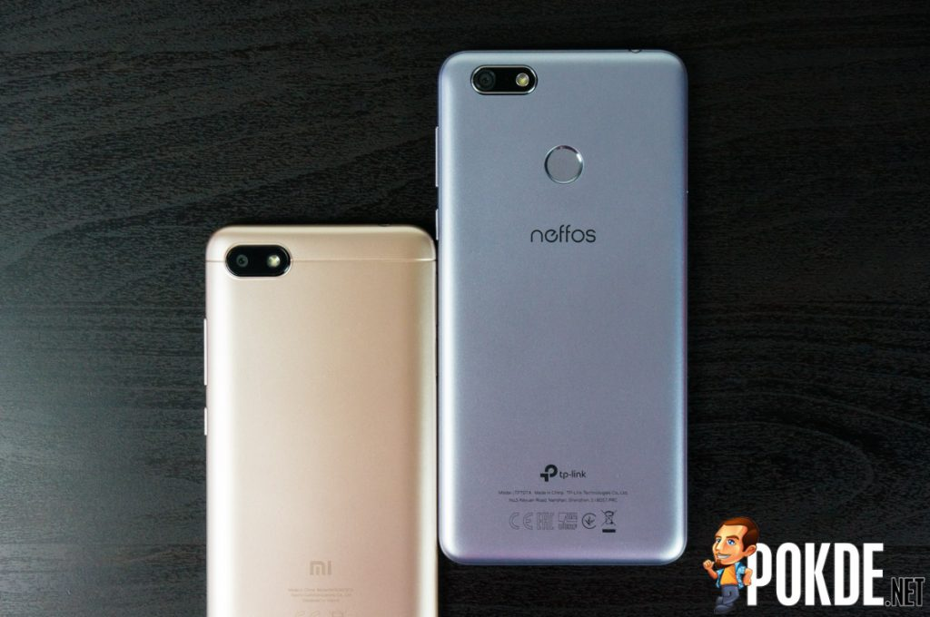Neffos C9 vs Redmi 6A — does the underdog stand a chance? 20