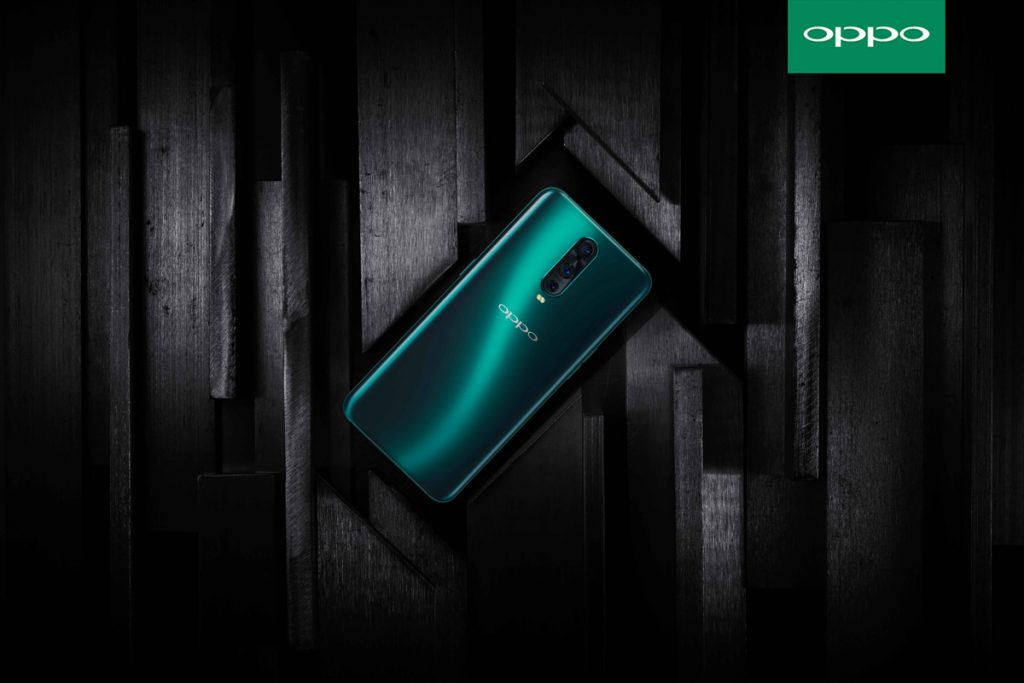 OPPO R17 Pro Emerald Green Set For Limited Quantities In Malaysia 19